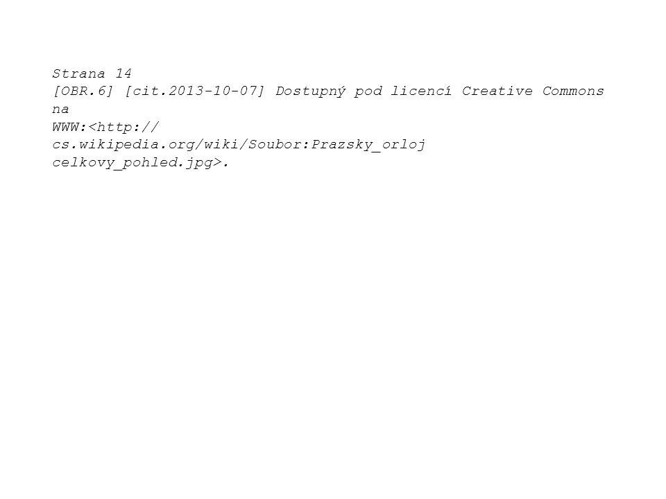 Strana 14 [OBR.6] [cit.2013-10-07] Dostupný pod licencí Creative Commons na. WWW:<http://